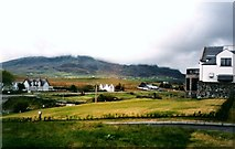 NG4867 : Columba 1400 Centre overlooking Staffin by Douglas Nelson
