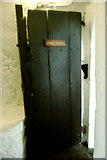 R4560 : Bunratty Castle - NW Tower - The Earl's Kitchen Door by Joseph Mischyshyn