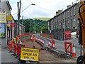 ST1097 : High Street, Trelewis by Robin Drayton