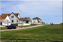 TQ4100 : The Promenade on the clifftop by Steve Daniels