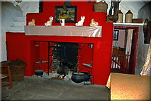 R4560 : Bunratty Park - Site #7 Shannon Farmhouse Fireplace by Joseph Mischyshyn