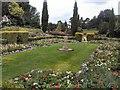 TQ5839 : Garden in Calverley Grounds by Paul Gillett