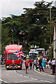TQ2450 : West Street - the torch convoy by Ian Capper
