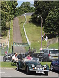TQ0762 : Test Hill at Brooklands by Colin Smith