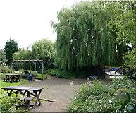 SK7953 : Newark, Notts (Town Lock Pk) by David Hallam-Jones