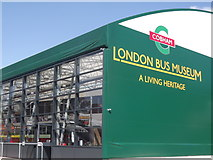 TQ0762 : London Bus Museum by Colin Smith