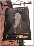 SK7474 : The Duke William public house, Askham by Ian S