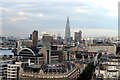 TQ2980 : London Skyline from New Zealand High Commission Building by Christine Matthews