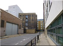 TQ3179 : Southwark, former warehouse by Mike Faherty