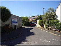 SY2289 : Clapp's Lane car park, Beer by Anthony Vosper