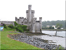W7272 : Blackrock Castle, Cork by David Hawgood