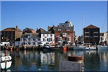 SY6878 : Custom House Quay by John Stephen