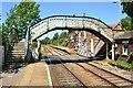 TG3207 : Brundall Railway Station by Ashley Dace