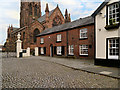 SJ6188 : Church House (133 Church Street) and Cobblestones by David Dixon