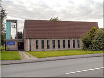 SJ6489 : Woolston, The Church of the Ascension by David Dixon