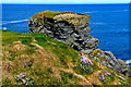 Q8559 : Loop Head Peninsula - Dunlicky Road - Atlantic Coastline to NW by Joseph Mischyshyn
