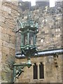 NU1813 : Close up of the ornate lantern, Alnwick Castle by Derek Voller