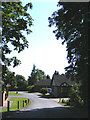 TM3876 : Highfield (Private) Road, Halesworth by Adrian Cable