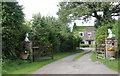SJ8073 : Manor Farm, Snelson Lane by Peter Turner