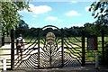 TQ2071 : Broomfield Hill Gate by John Myers