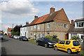 SK8466 : Houses on High Street  by Alan Murray-Rust