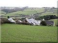 SX8452 : Bruckton's roofs by Robin Stott