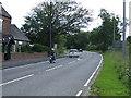 NZ1771 : A696 towards Newcastle by JThomas