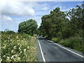 NZ2073 : Prestwick Carr Road (National Cycle Route 10) by JThomas