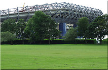 NT2273 : Murrayfield Stadium North Stand by Thomas Nugent