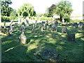 TL1097 : Church of St Remigius, Water Newton, Graveyard by Alexander P Kapp
