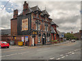 SJ6088 : Porters Ale House, Warrington by David Dixon