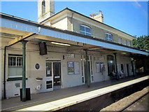 SU3521 : Romsey Station by Roy Hughes