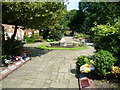 TQ2272 : The Garden of Remembrance, Putney Vale Cemetery by Marathon