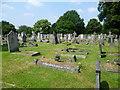 TQ2272 : Putney Vale Cemetery by Marathon
