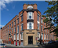 SK5804 : Pick Building, Wellington Street, Leicester by Stephen Richards
