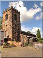 SJ6386 : St Wilfrid's Church, Grappenhall by David Dixon