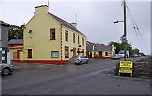 M2208 : Monks Bar & Restaurant (1), Old Pier, Ballyvaughan, Co. Clare by P L Chadwick