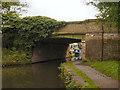 SD6425 : Feniscowles Bridge (#93B) by David Dixon