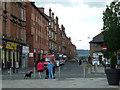 NS6063 : Main Street Bridgeton by Thomas Nugent