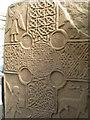 NO3547 : Pictish stone decoration by M J Richardson
