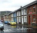 SS9794 : One-way system, Bronllwyn Road,Gelli by Jaggery