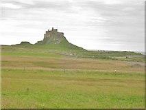 NU1341 : Lindisfarne Castle, Holy Island, Northumberland by Derek Voller