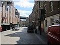 NZ2563 : Looking along Side towards the Tyne Bridge by Graham Robson