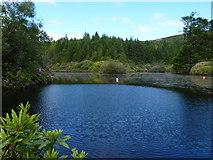 NG5536 : Loch a' Mhuilinn by James Allan