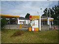 TL1303 : Where the trucks fill up by Sandy B