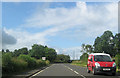 NS4061 : Beith road approaching Midton Road by John Firth