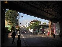 TQ2575 : Old York Road, Wandsworth by Derek Harper