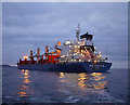 J5083 : The 'New Legend Pearl' in Belfast Lough by Rossographer