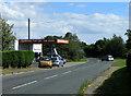SU0557 : 2012 : Lydeway Garage and car sales by Maurice Pullin