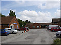 SK8361 : Village Centre  by Alan Murray-Rust